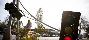 На починку столичных светофоров, повреждённых в ДТП, ушло 2 млрд. рублей