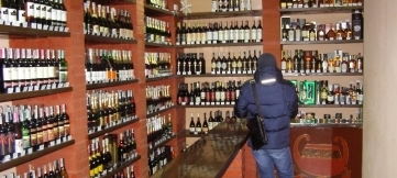 Покупать алкоголь можно будет по водительскому удостоверению