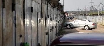 Угнанный автомобиль был найден в гараже замначальника ОВД