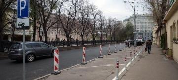 Власти столицы сделают бесплатными парковки на период рождественских праздников