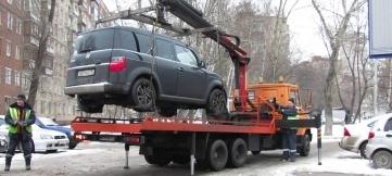 Эвакуация авто для москвичей дорожать не будет