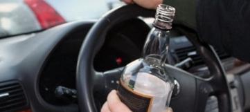 Дорожная полиция гарантирует: никакого снисхождения выпившим водителям не будет