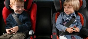 Закон об обязательном использовании кресел при перевозке детей так и не был принят