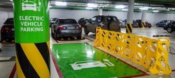 Парковаться на места электрокаров будет запрещено