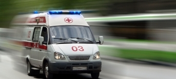 За непропуск скорой водитель будет оштрафован на 40 тыс. рублей