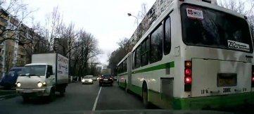 Объезд автобуса грозит лишением прав